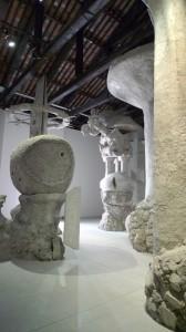 sculpteur sur béton