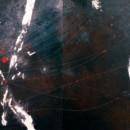 Nuit Blanche 2, peinture abstraite