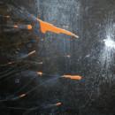 Nuit Blanche 6, peinture abstraite
