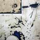Planète, peinture contemporaine