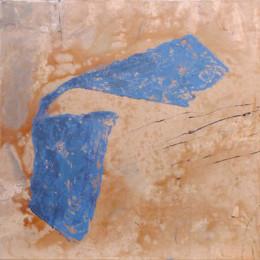 Trace 10, peinture contemporaine