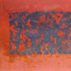 Trace 8, peinture contemporaine