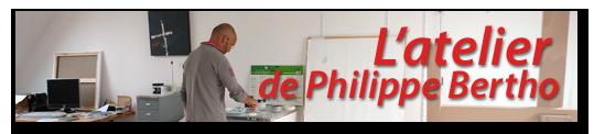Peintre Philippe Bertho
