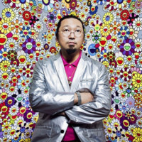 Takashi Murakami, artiste peintre et sculpteur