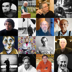 Liste d'artiste connus