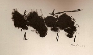 Artiste peinture Robert Motherwell