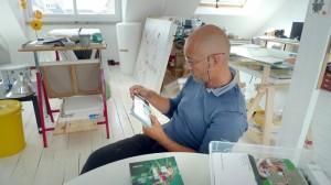 Choix d'images pour la prochaine création de Philippe Bertho
