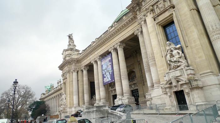 Exposition salon comparaisons au grand palais paris for Salon d honneur grand palais
