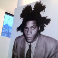 Jean-Michel Basquiat, peintre