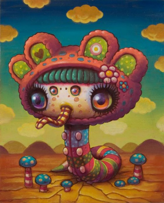 Yoko D Holbachie Artiste Peintre Japonaise