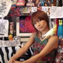 Yoko d'Holbachie, artiste peintre