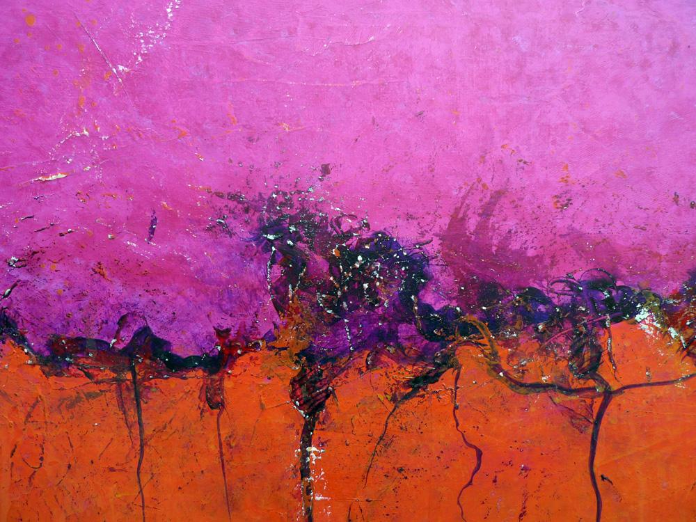 Peinture Contemporaine Connexion 2 Artiste Peintre Laurent Marre