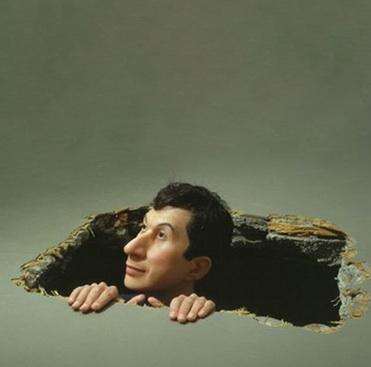 artiste contemporain italien
