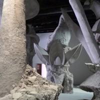 Adrian Villar Rojas, sculpteur argentin