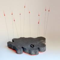Sculpture contemporaine, Extrusion 1