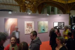 salon comparaisons 2011 au Grand Palais groupe signes et traces