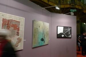 Exposition de l'artiste peintre contemporain