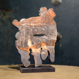 Sculpture contemporaine, Trace 2