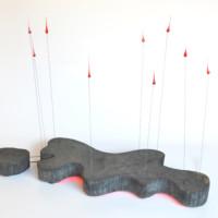 Sculpture contemporaine, Extrusion 2