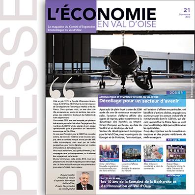 Economie en val d'oise - CEEVO
