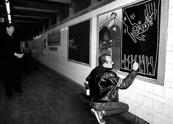 Rétrospective Keith Haring à paris 2013