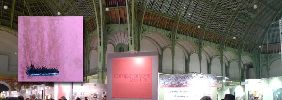Salon comparaisons au Grand Palais