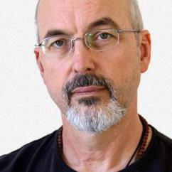 Portrait de l'artiste Bille Viola