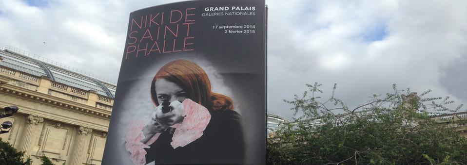 Retrospective de Niki de Saint Phalle en France