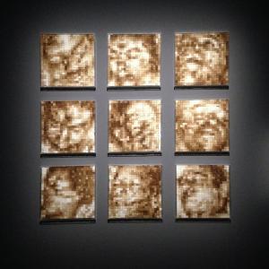 Pixeles d' oscar Munoz