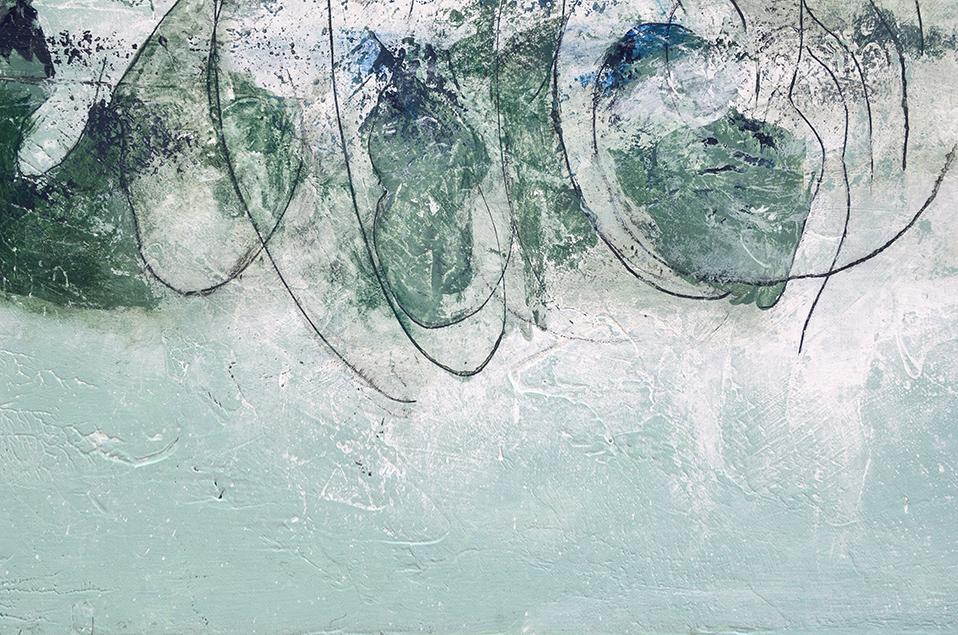 Peinture contemporaine abstraite