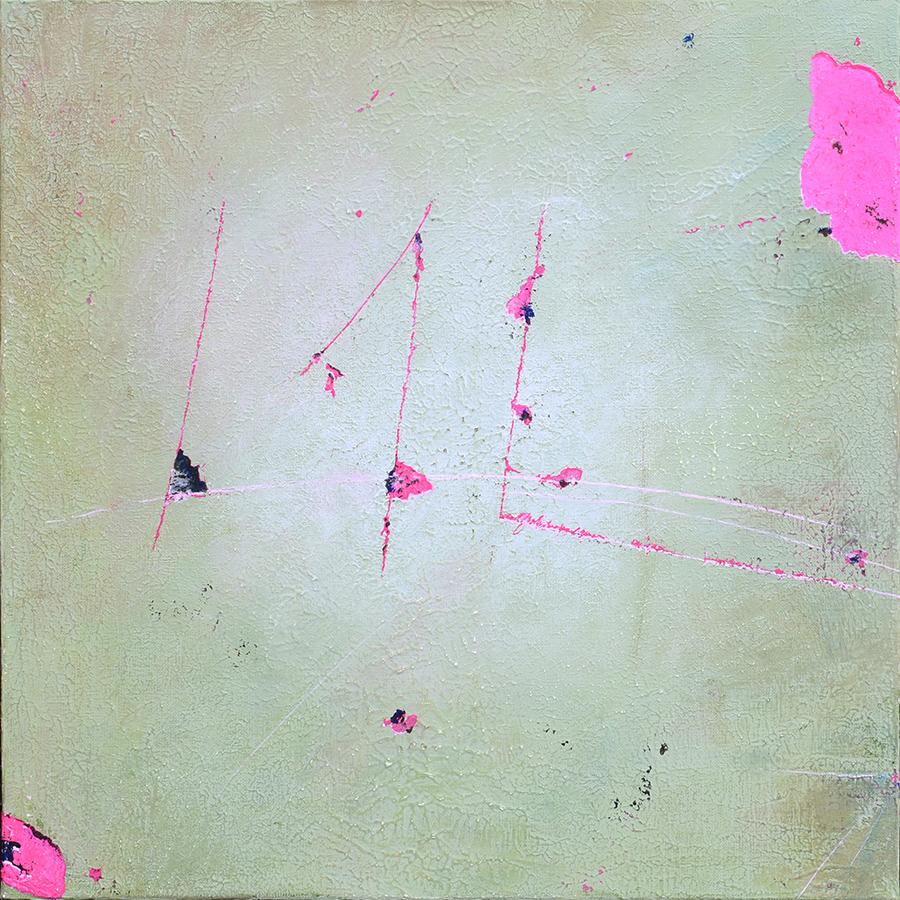 Peinture contemporaine Mémoire